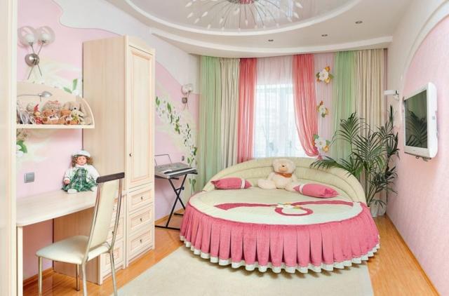 Шторы для детской спальни: как сделать правильный выбор