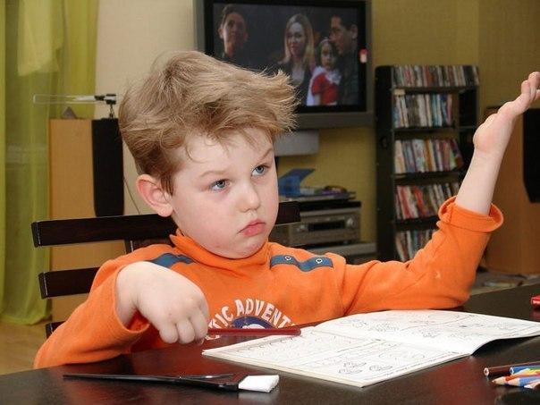 Как помочь ребенку побороть рассеянность внимания