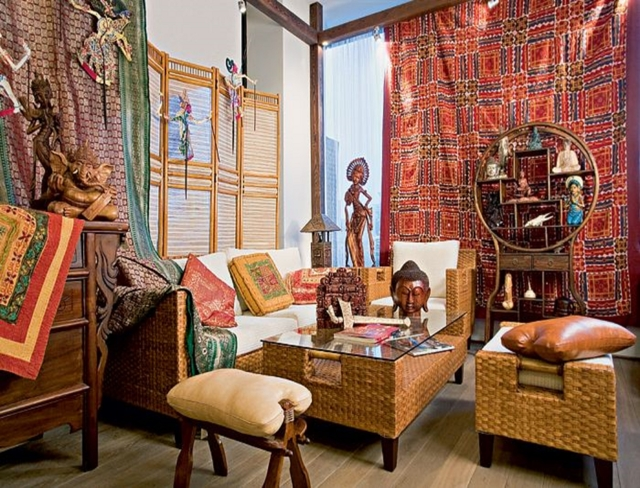 Как обустроить детскую комнату в индейском стиле: советы