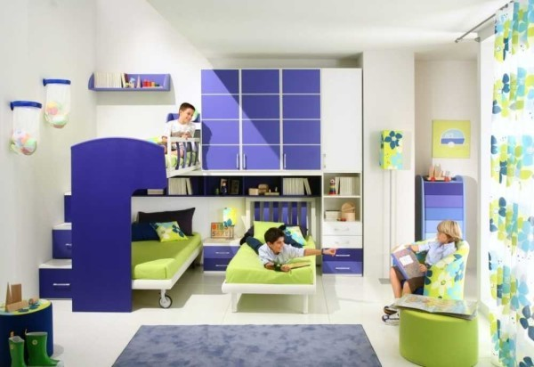 Как оформить детскую комнату: красиво и практично