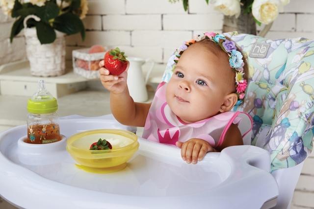 Стульчик для кормления ребенка: разновидности, как выбрать