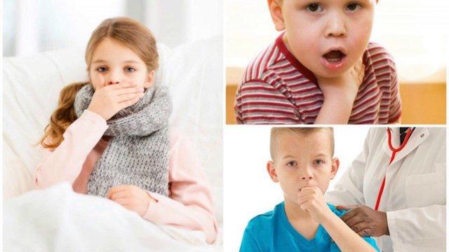 Симптомы коклюша у детей, общие принципы лечения