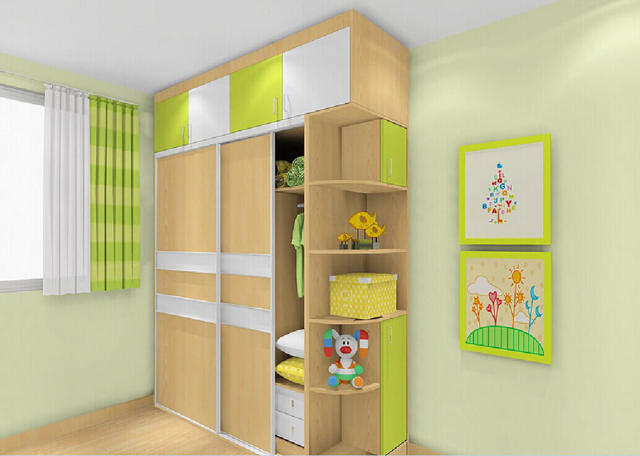Шкаф-купе в детскую: критерии выбора и безопасности