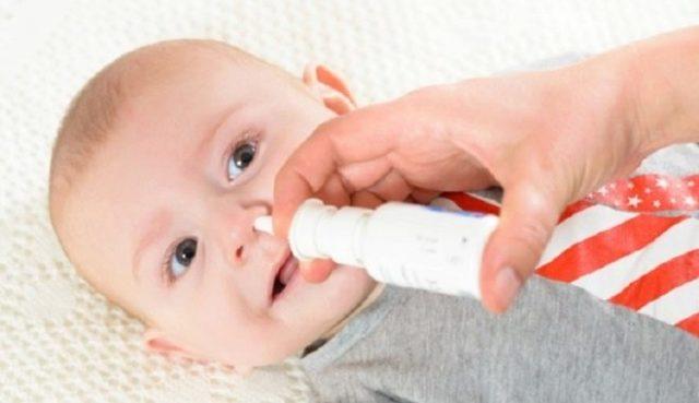 Називин: лечение детей до года, стоимость и дозировка