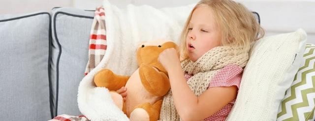 Бронхит: симптомы и общие принципы лечения у детей