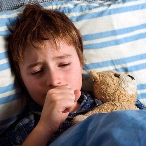 Сухой лающий кашель у ребенка: особенности, причины, лечение