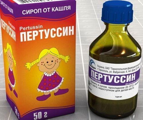 Сироп Пертуссин для детей: правила применения, цена