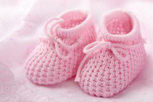 Пинетки спицами для новорожденных: схемы и описание - pro-detey.com
