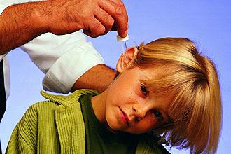 Ушные капли для детей от отита