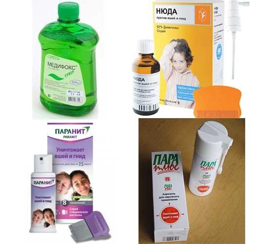Вши у ребенка - что делать лечение и профилактика